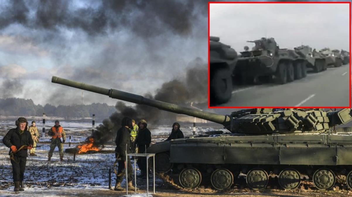 Savaşın ayak sesleri! Sınırdaki tehlikeli restleşme sonrası Kremlin'den yeni açıklama
