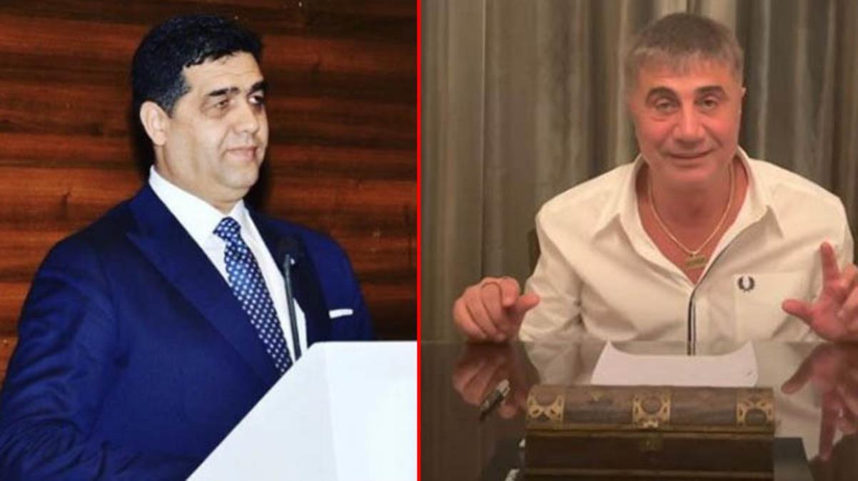 Sedat Peker'in 'Sezgin Baran Korkmaz'ın otelinde bedava kaldı' dediği mahkeme başkanı sessizliğini bozdu