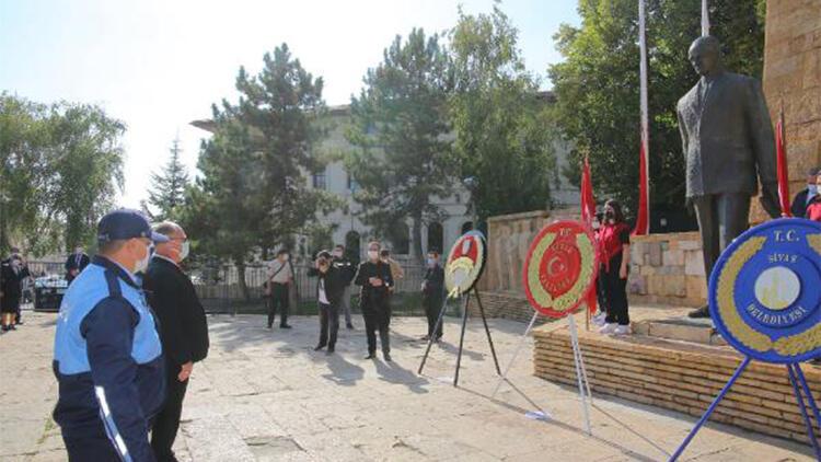 Sivas'ta 29 Ekim kutlaması