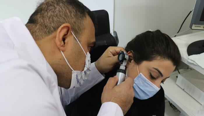Sivas'taki iki koronavirüs hastasında işitme kaybı görüldü