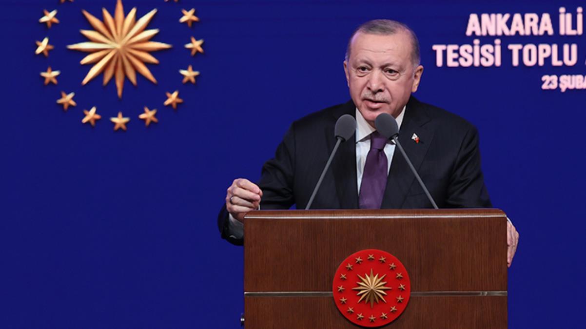 Son Dakika: Cumhurbaşkanı Erdoğan müjdeyi verdi: Önümüzdeki aylarda 20 bin öğretmen ataması yapacağız