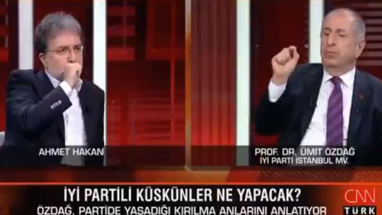 Son dakika haberi: Ümit Özdağ'dan İYİ Parti İstanbul İl Başkanı Buğra Kavuncu'yla ilgili FETÖ iddiası