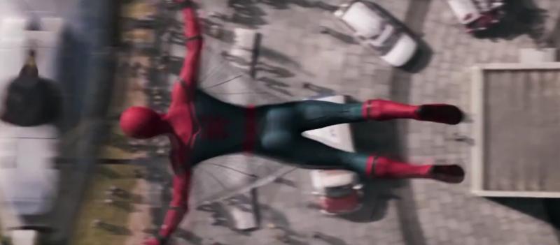 Spiderman Homecoming - Örümcek Adam 2017 Film Fragmanı Yayınlandı