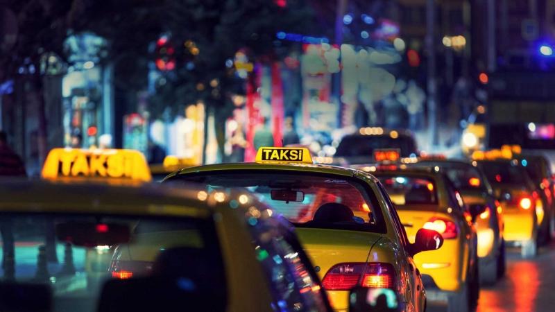 Taksicinin kısa mesafe bahanesi son buluyor