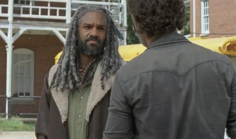 The Walking Dead 7. Sezon 8. Bölüm Yayınlandı - Yeni Bölüm Nereden İzlenir