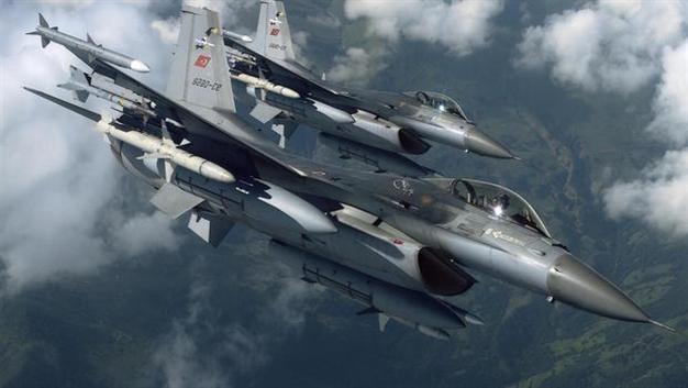 Türk Jetleri Irak\'da PKK Vurdu