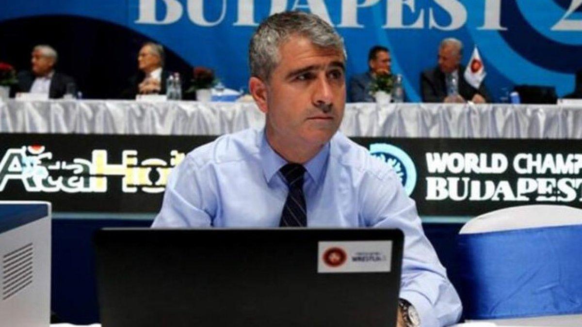 Türkiye Güreş Federasyonu MHK Başkanı Cicioğlu, koronavirüse yakalandı