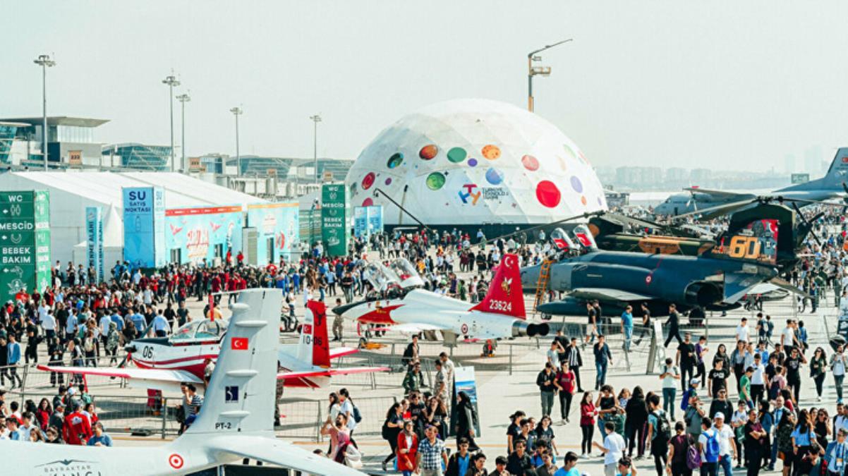 Türkiye'nin ayakları yere basmayan festivali TEKNOFEST başladı Ziyaretçileri birçok sürpriz bekliyor