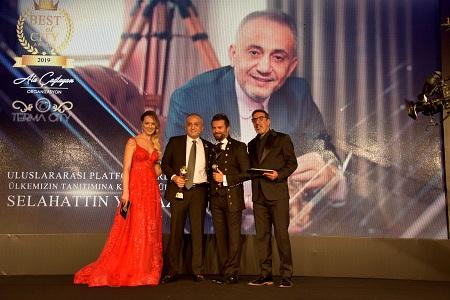 Türkiye'mizin Sosyal, Kültürel ve Ekonomisine Katkı ve Tanıtımı Ödülü Sahibini Buldu