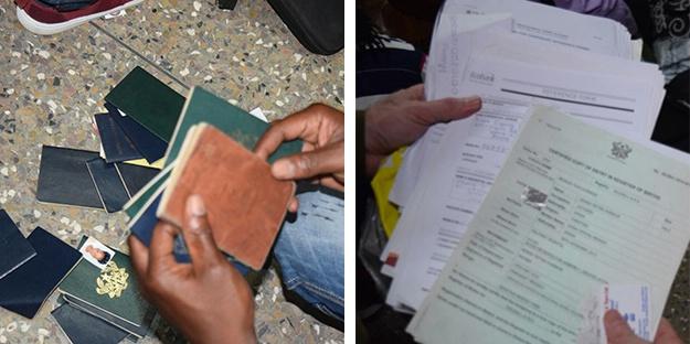 Türkler, Gana'da Sahte Amerikan Elçiliği Açıp Pasaport Satmış