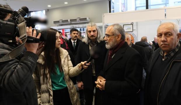 Yalçın Topçu, 4. Kars, Ardahan, Iğdır Tanıtım Günleri'nin açılışına katıldı