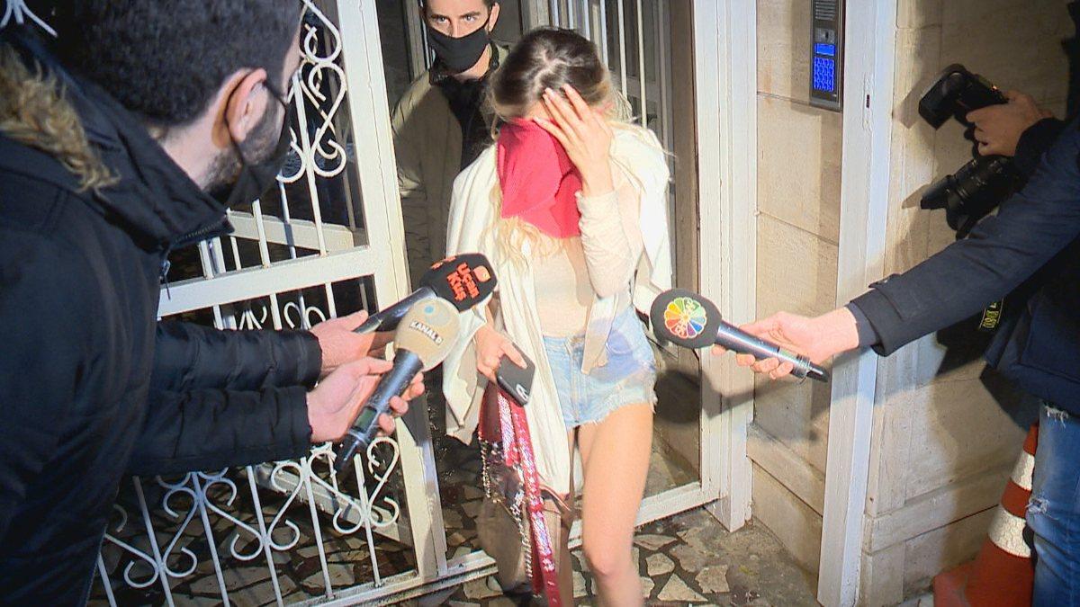 Yeniköy'de sosyetenin korona partisini polis bastı