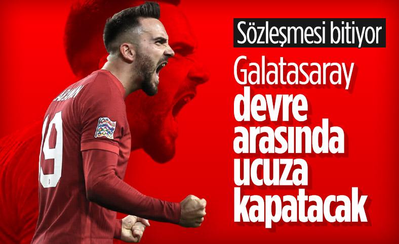 Galatasaray\'ın Kenan Karaman ısrarı sürüyor