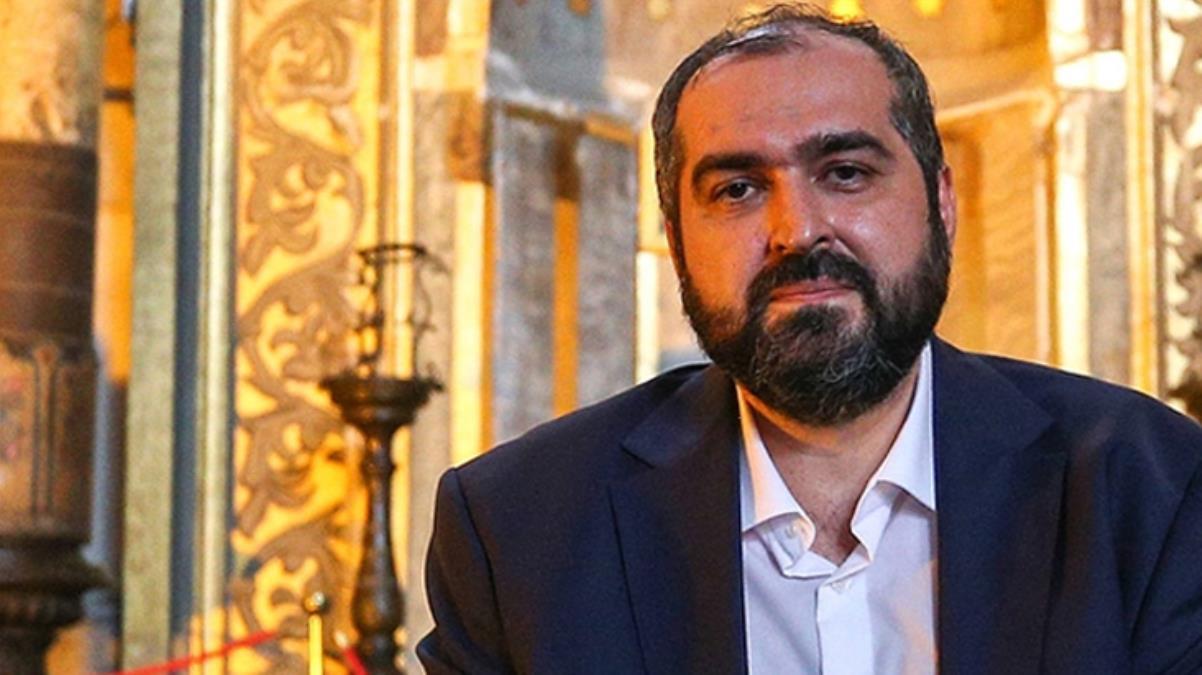 Son Dakika! Görevinden ayrılan Ayasofya İmamı Mehmet Boynukalın\'dan ilk açıklama: Malum bildiriyle ilgili hezeyanlara meydan vermek istemedim