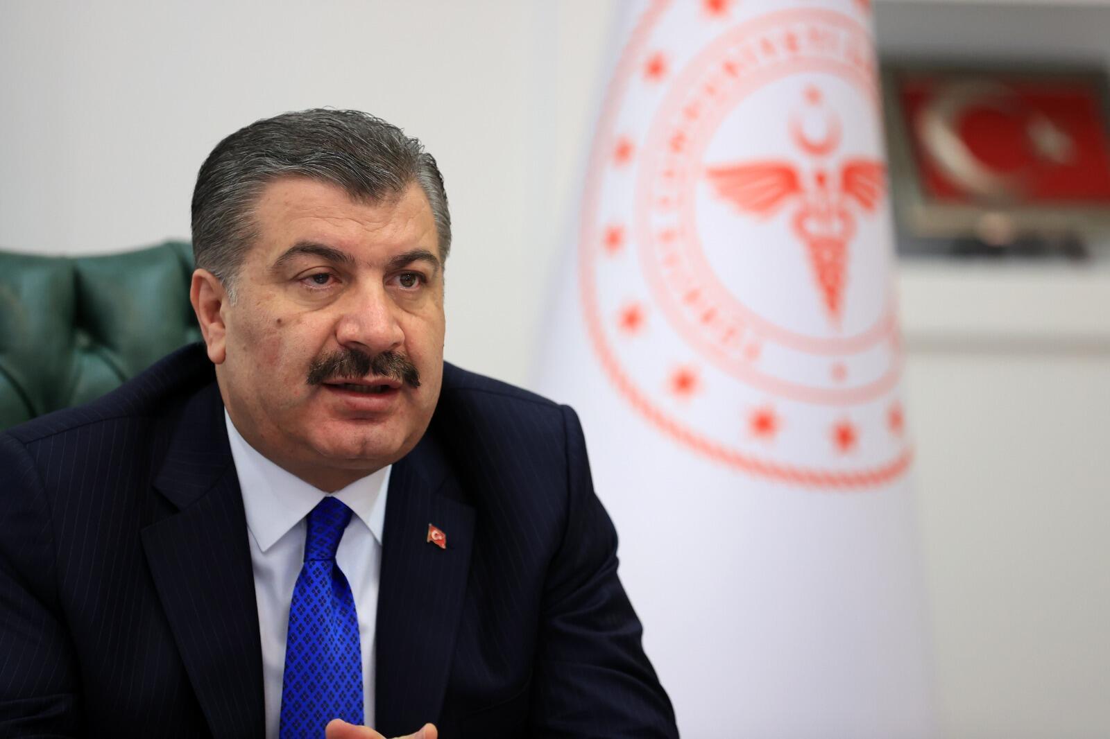 Son dakika haberi: 19 Temmuz korona tablosu ve vaka sayısı Sağlık Bakanı Fahrettin Koca tarafından açıklandı!