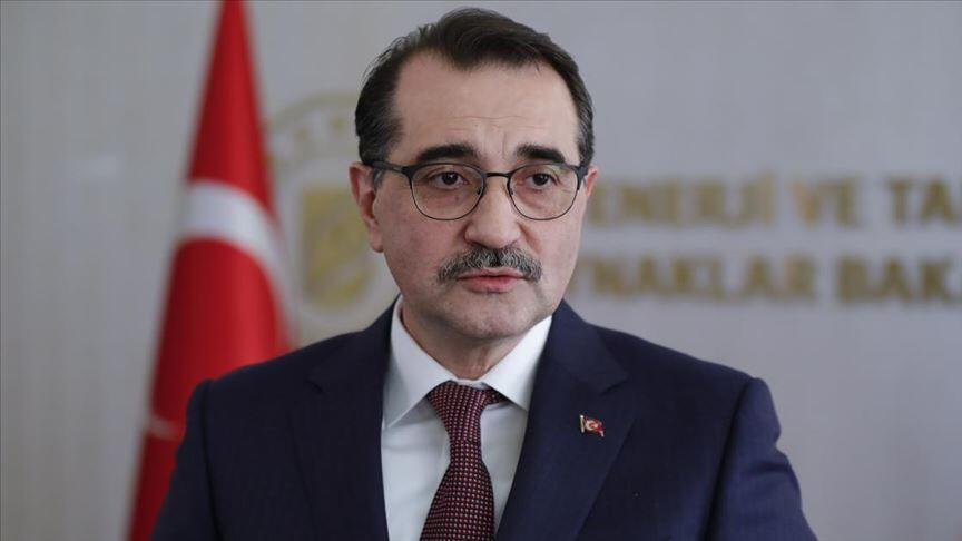 Son dakika haberi: Bakan Fatih Dönmez\'den elektrik ve doğalgaz kesintileriyle ilgili açıklama