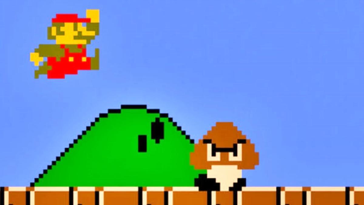 Super Mario Bros satıldı!
