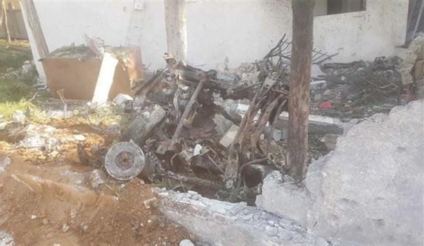 Tel Abyad\'da bombalı saldırı!