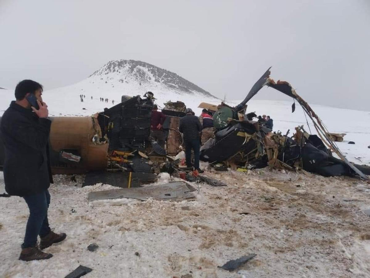 11 askerimizin şehit olduğu helikopter kazasıyla ilgili ilk uzman yorumu: Sabotaj yok, pilot inmeye çalışmış