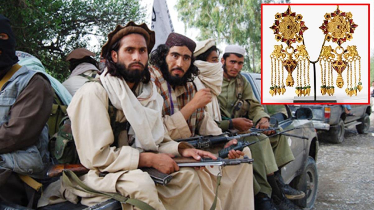 21 bin saf altından oluşan ünlü Baktriya hazinesi Taliban'ın radarına girdi Her yerde onu arıyorlar