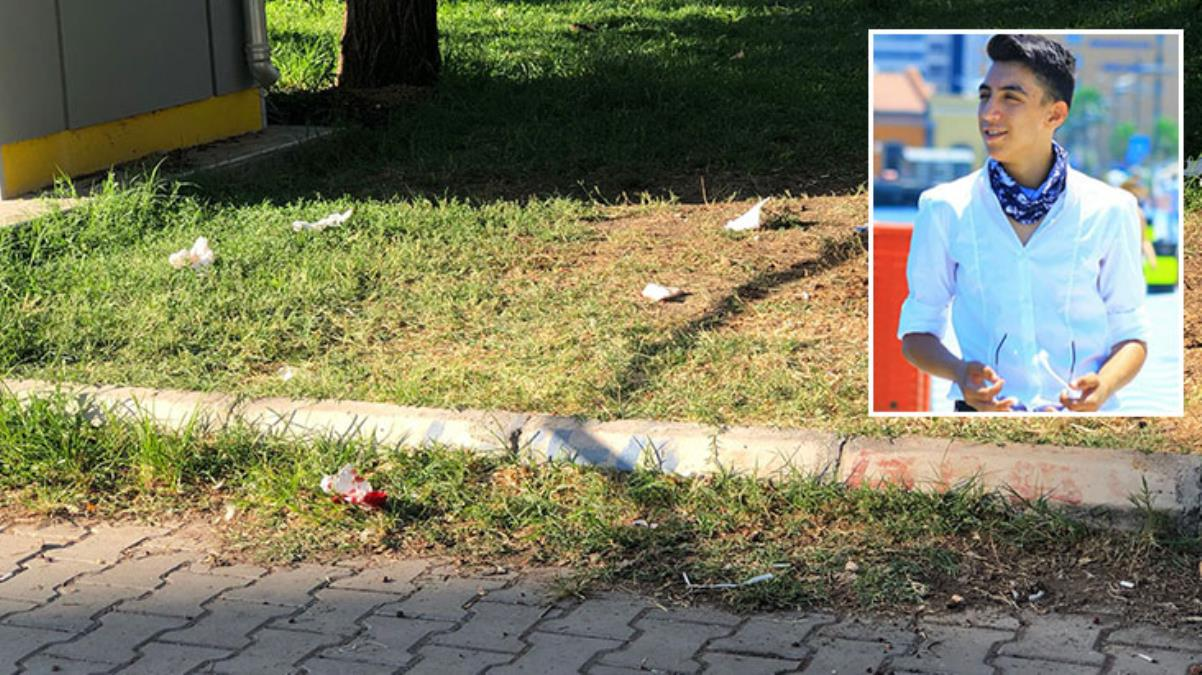21 yaşındaki genç parkta husumetlisi tarafından 8 el ateşle öldürüldü