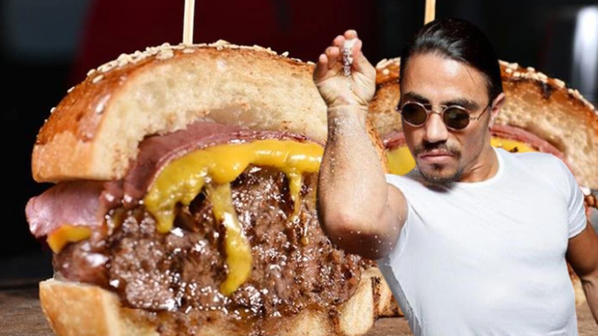 3 burger için 3 bin 600 TL Nusret'in yeni restoranındaki fiyatlar tepkilere neden oldu