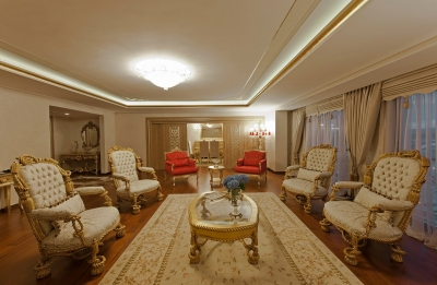 5 Yıldızlı Termal Otel