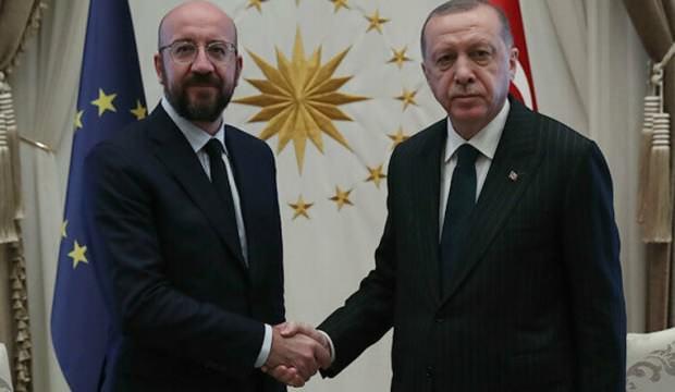 AB liderleri Erdoğan ile Brüksel'de bir araya gelecek