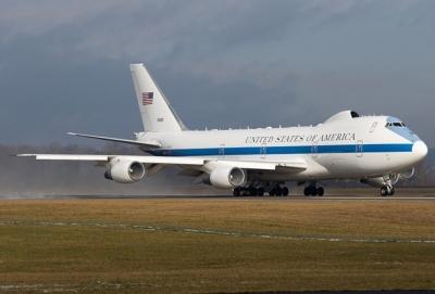 ABD 'kıyamet günü' uçağını kaldırdı
