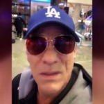 ABD'li Aktör Robert Davi İstanbul Havalimanı'na övgüler yağdırdı