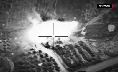 ABD, PKK'lılara isyan eden köyü vurdu!