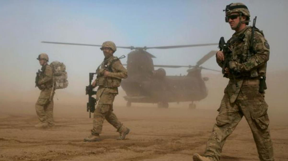ABD ve NATO askerleri, bugün itibarıyla Afganistan'dan resmen çekiliyor