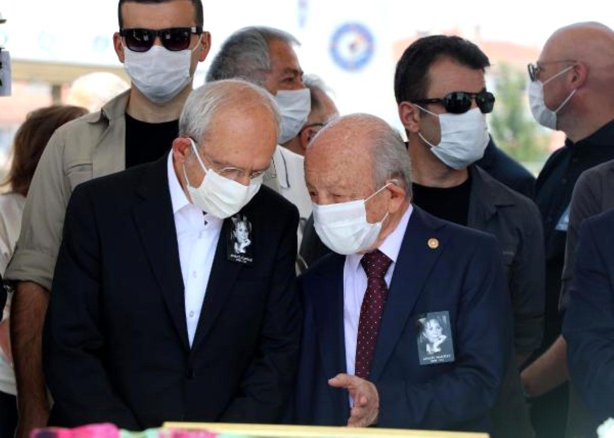 Adalet Ağaoğlu, Ankara'da son yolculuğuna uğurlandı