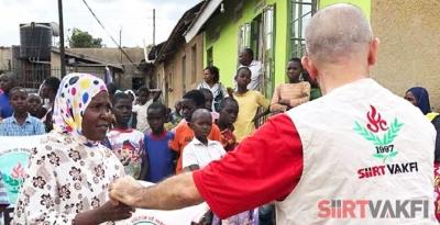 Afrika'ya Yardım Programları Ve Bağış