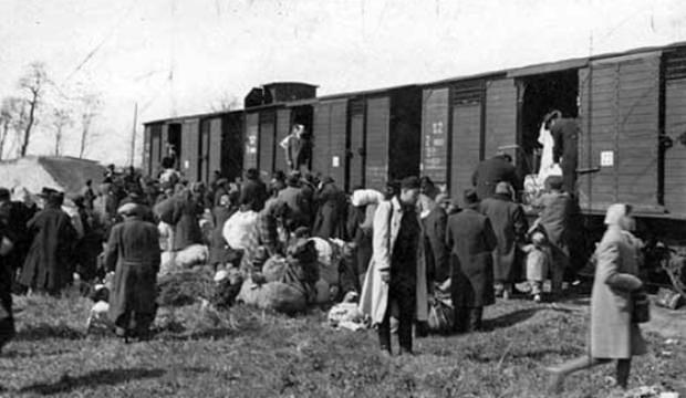 Ahıska Türklerinin Sürgünü