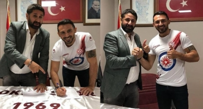Ahmet Dursun'un Tokatspor Macerası Sona Erdi