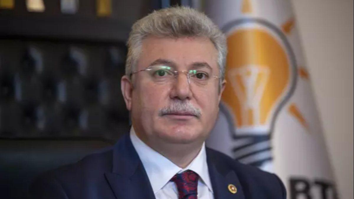 AK Parti'li Akbaşoğlu'ndan Çalışan Gazeteciler Günü mesajı