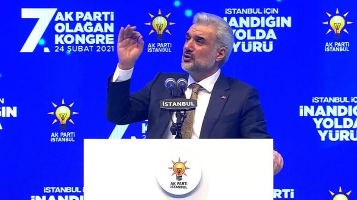 AK Parti'nin İstanbul'u teslim ettiği isim iddialı konuştu: Bizim olan İstanbul'u yeniden alacağız