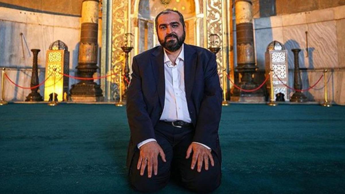 AK Partili Bülent Turan'dan Ayasofya İmamı'na tepki: Bu mecrada olmanızın kimseye faydası yok