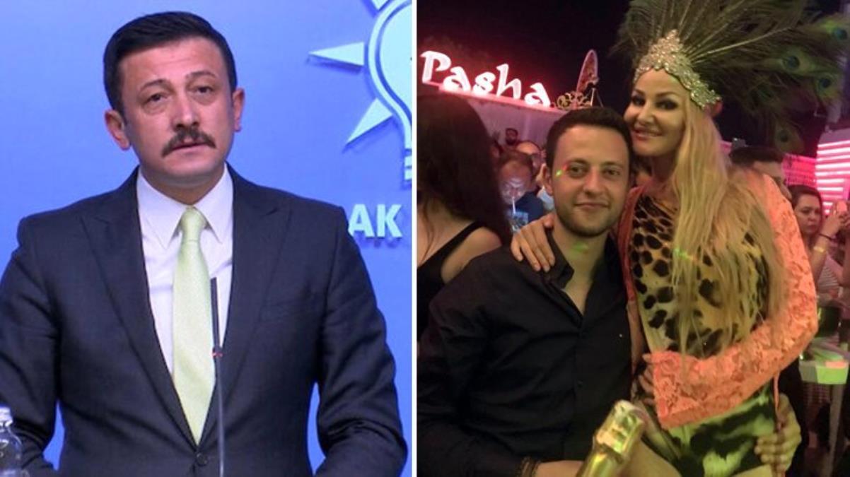 AK Partili Hamza Dağ 'Kürşat Ayvatoğlu üzerinden size operasyon mu yapıldı?' sorusuna net cevap vermedi