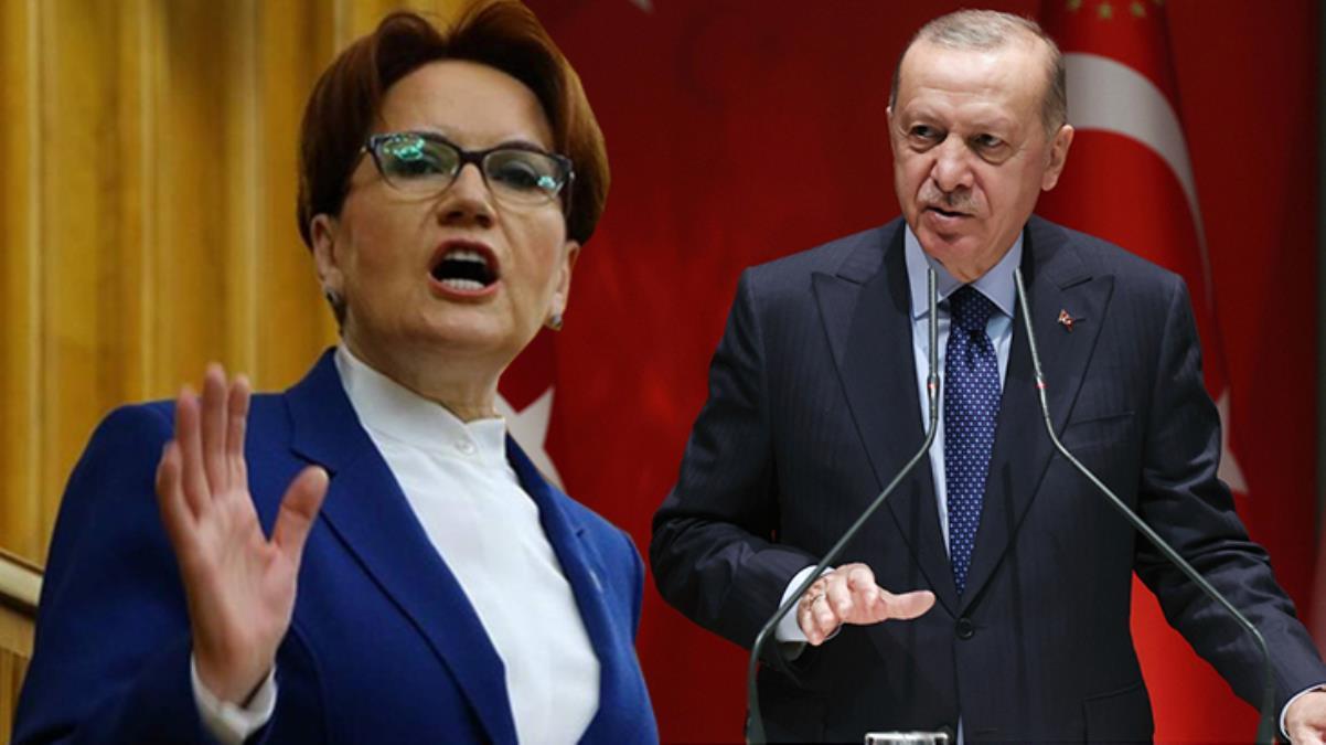 Akşener'den Cumhurbaşkanı Erdoğan'a sert