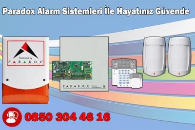 Alarm Sistemlerinde Güvenli Adres