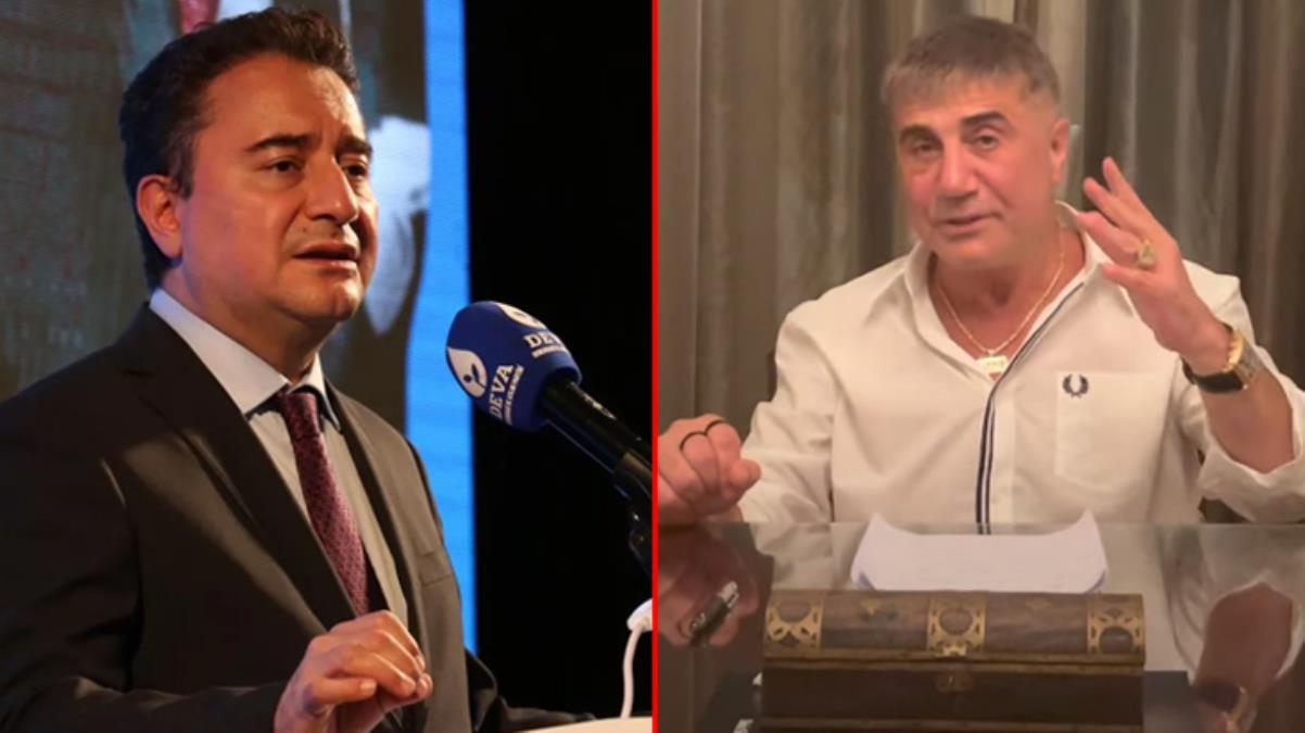 Ali Babacan'dan Sedat Peker'in iddialarıyla ilgili açıklama: Çok vahim bir durum