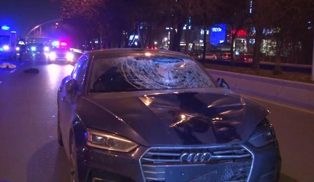 Ankara'da trafik kazasında bir çocuk hayatını kaybetti