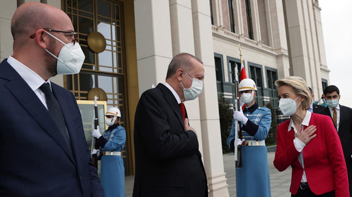 Ankara'daki AB heyeti: Erdoğan'la ilişkilerin geleceği hakkında samimi bir görüşme yaptık