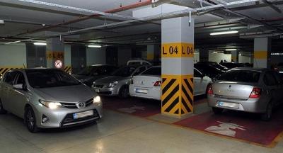 Ankara'da otopark ücretlerinde 1 TL uygulaması başladı