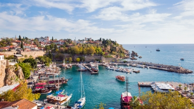 Antalya Gezilmesi Gereken Yerler