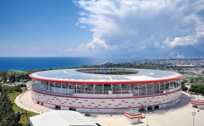 Antalyaspor'dan stat işletmelerine kira kolaylığı