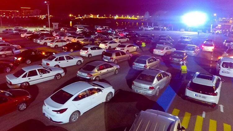 'Arabada Sinema' etkinliğine yoğun ilgi
