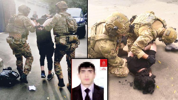 Atatürk Havalimanı'nı kana bulamışlardı... Çatayev'in yardımcısı böyle yakalandı